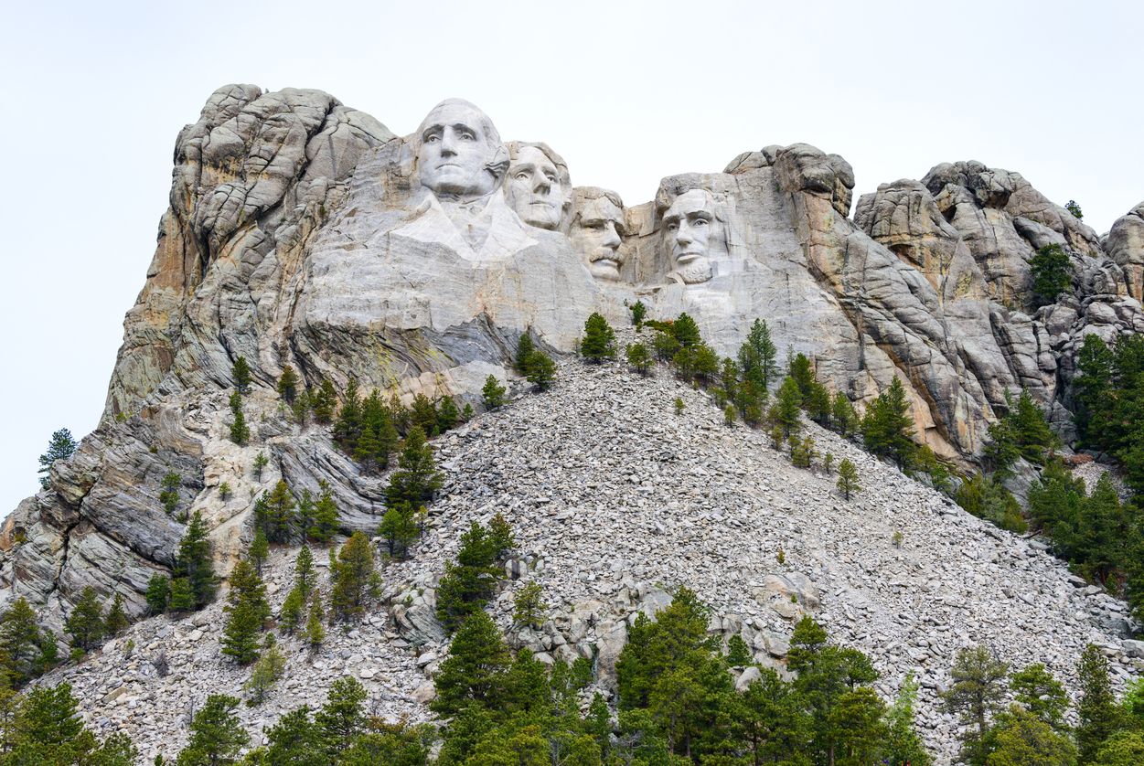 Keystone Mt Rushmore