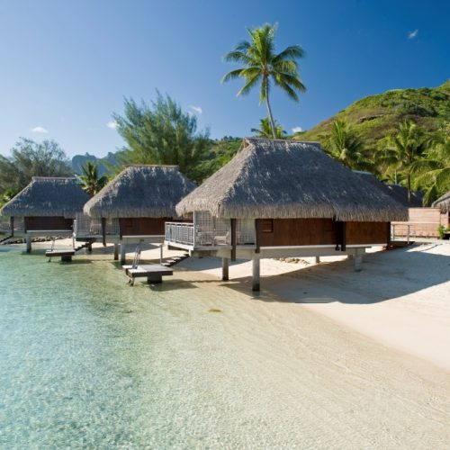 Beach House Hilton Moorea Lagoon Resort & Spa