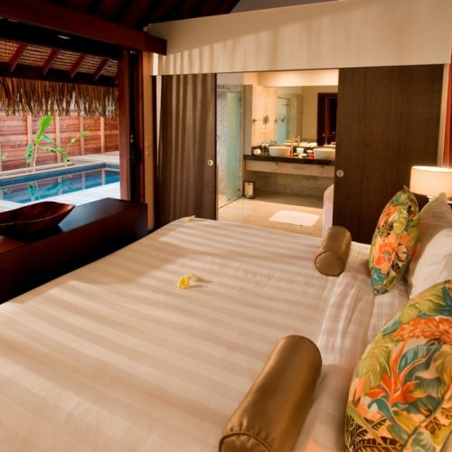 Garden Pool Suite Hilton Moorea Lagoon Resort & Spa