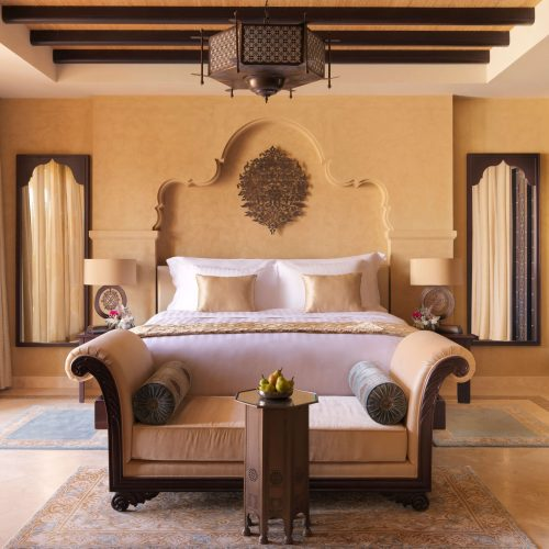 Villa Bedroom Anantara Resort Abu Dhabi