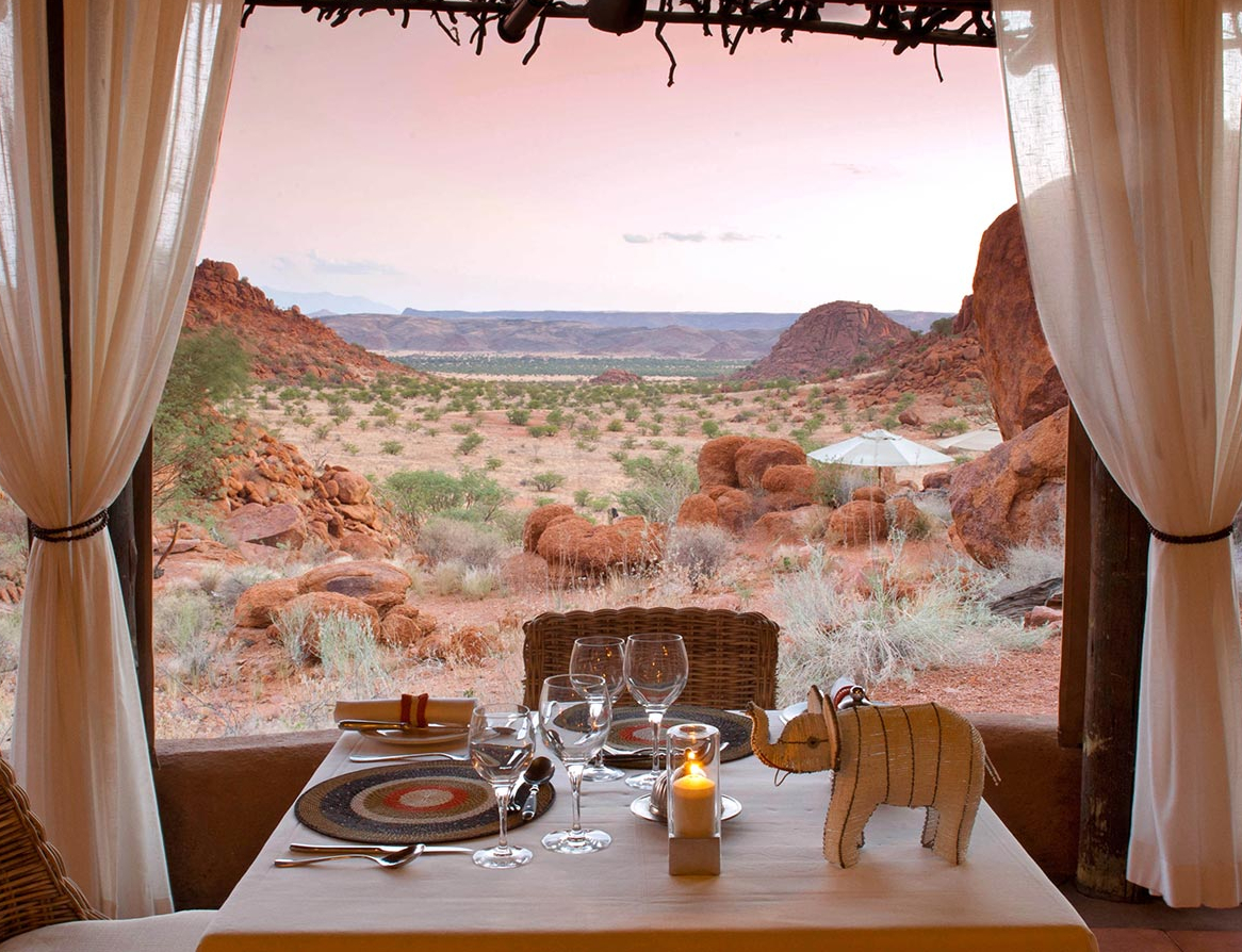 Mowani Mountain Camp Namibia
