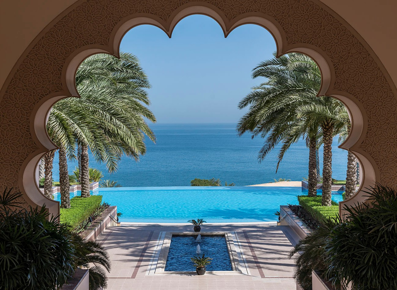 Shangri-La Al Husn Resort & Spa Oman